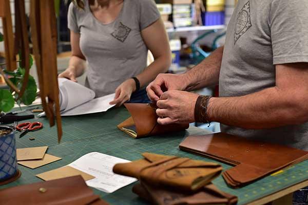 Something For Keeps Leather Journals