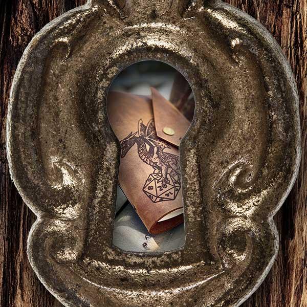 Keyhole DnD