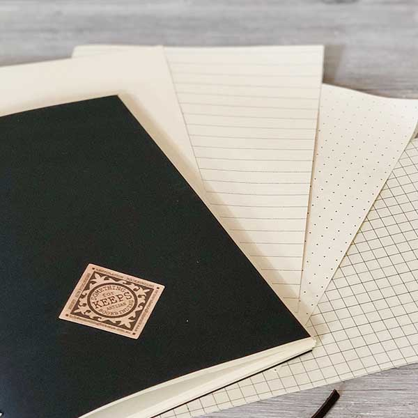 Paper Choices Leather Journals