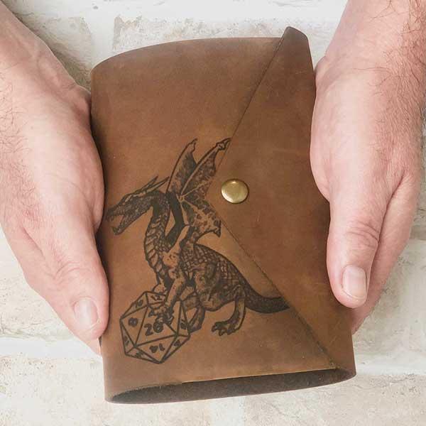 Dragon Snap Journal